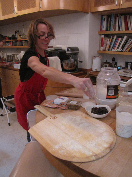 Laura preparing flat bread.jpg